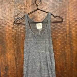 Grey Chaser Tank Top